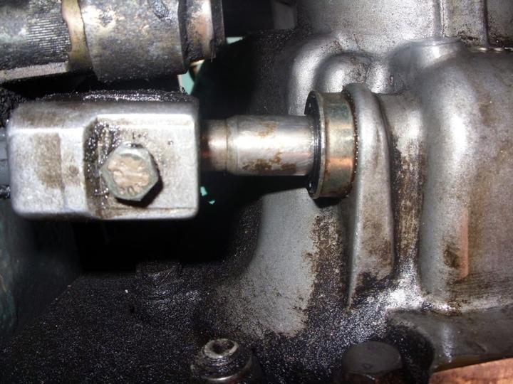 Wellendichtring Schaltwelle Getriebe VW Polo Variant Typ 6KV5 97-01