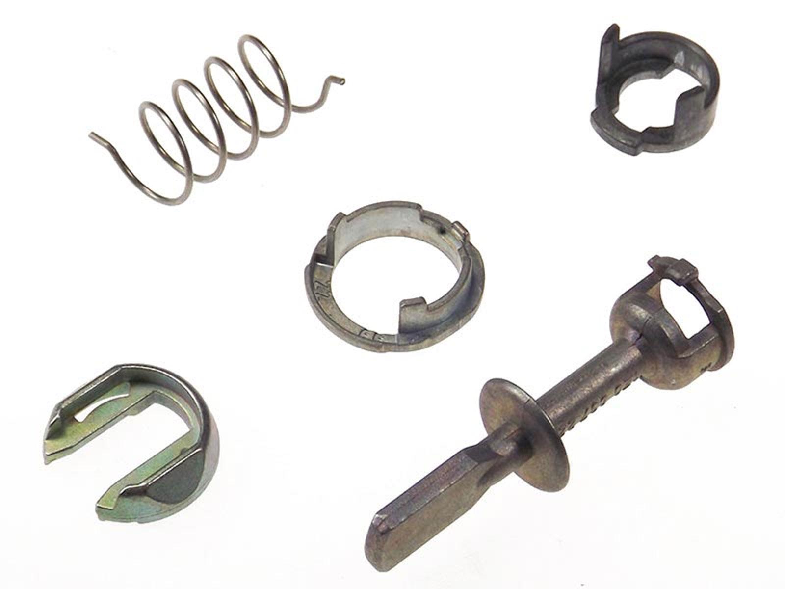 Reparatursatz-Schliesszylinder-VW-Lupo-Tuerschloss-Tuergriff-Tuer-links-rechts